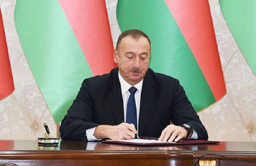 Prezident mətbuatın 145 illiyi ilə bağlı sərəncam imzaladı